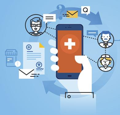 Mobile Health & Applications in Telehealth