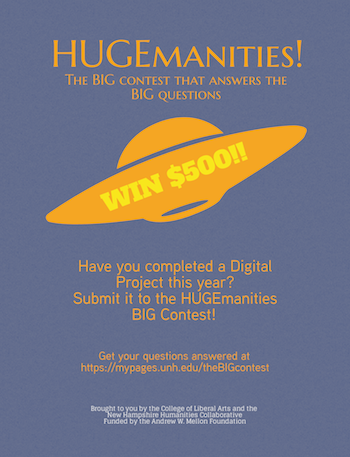 The Big Contest Flyer
