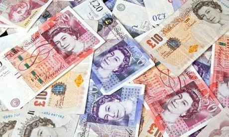 Mrs. Reed's inheritance money