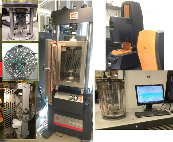 UNH Materials Research Lab