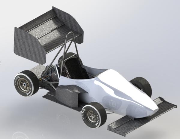 Car #30 model