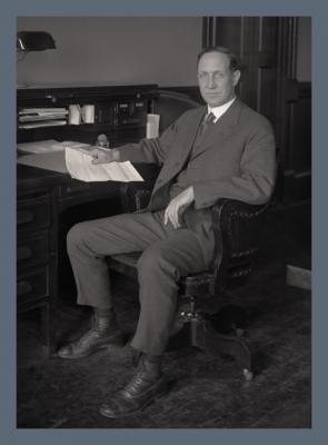 President Hetzel