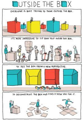 Reconstruct The Box!