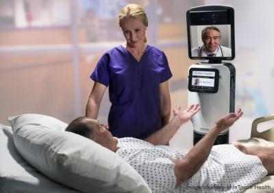 telepresence in healthcare