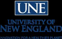 UNE logo