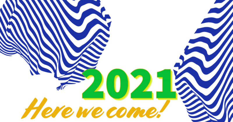2021 Here we come!