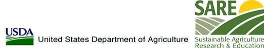 USDA SARE Grant Logo