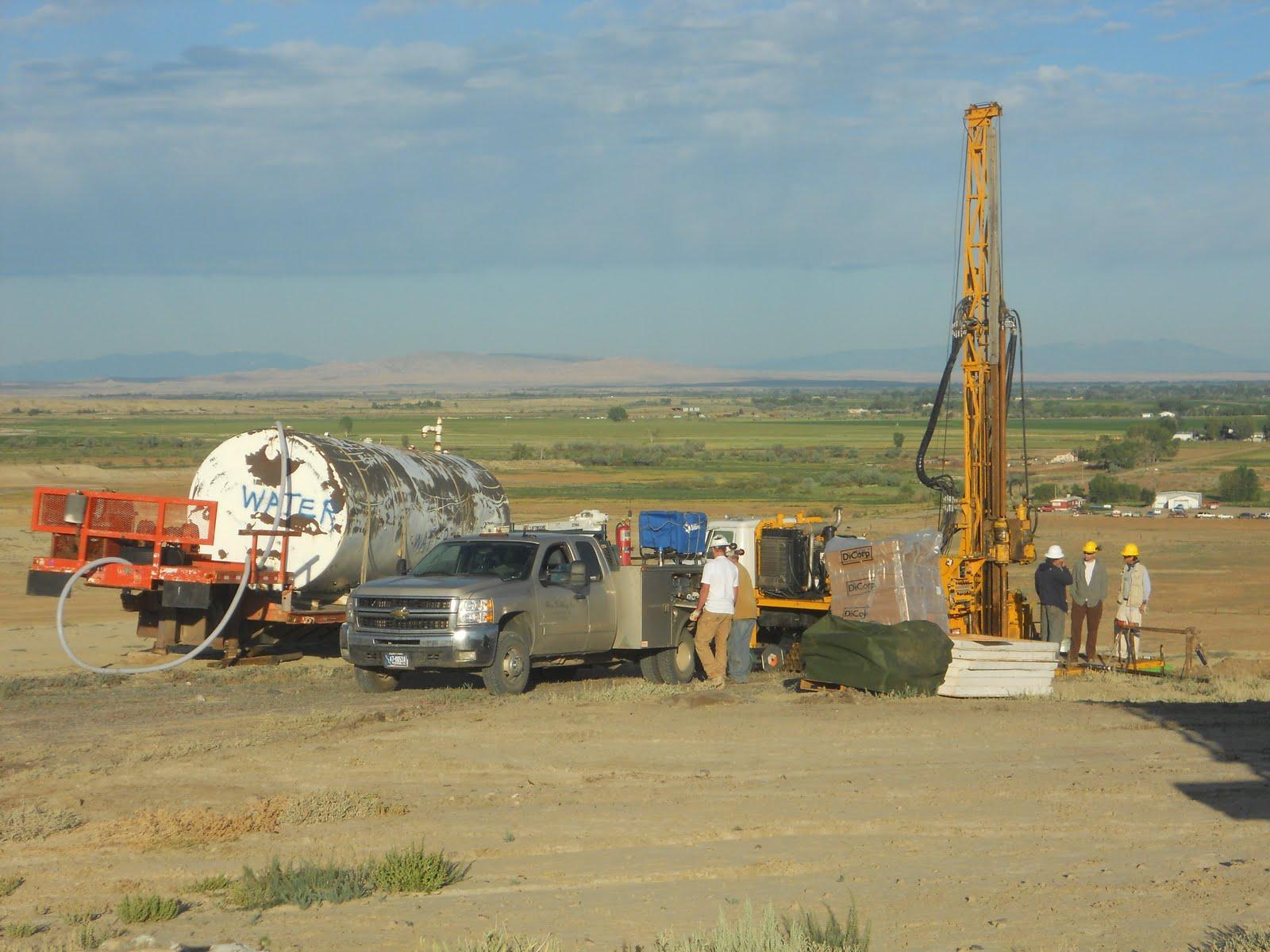 Basin Substation Site