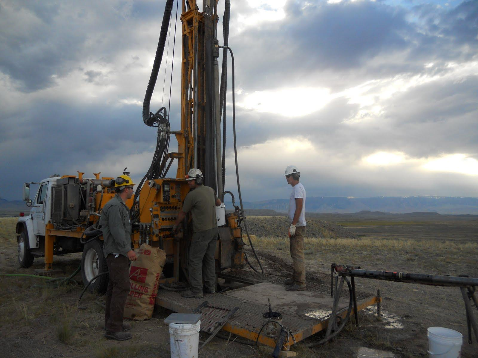 BBCP Drill Rig