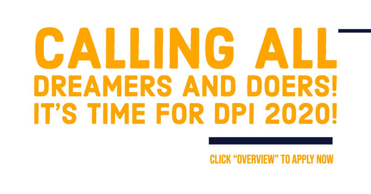 Apply for DPI
