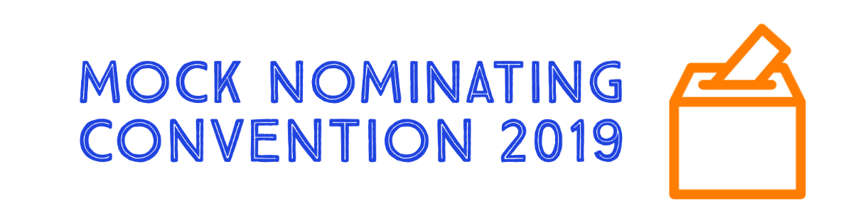 Mock Nominating Convention 2019