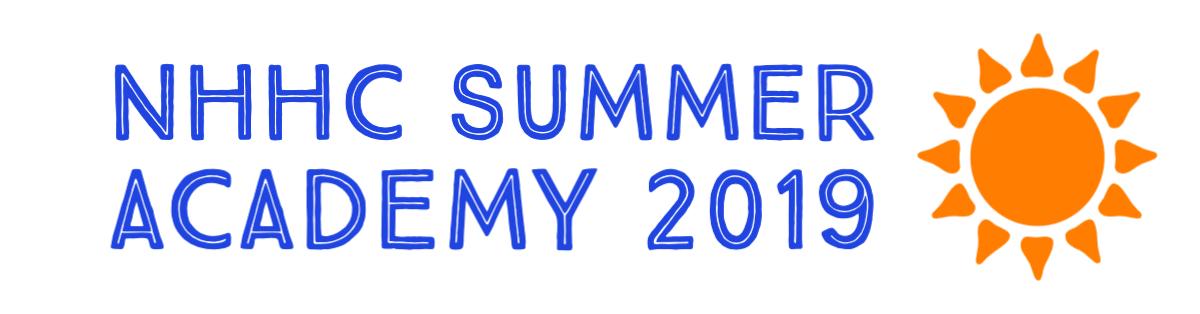 NHHC Summer Academy 2019