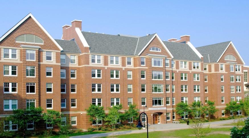 Mills Hall residence hall