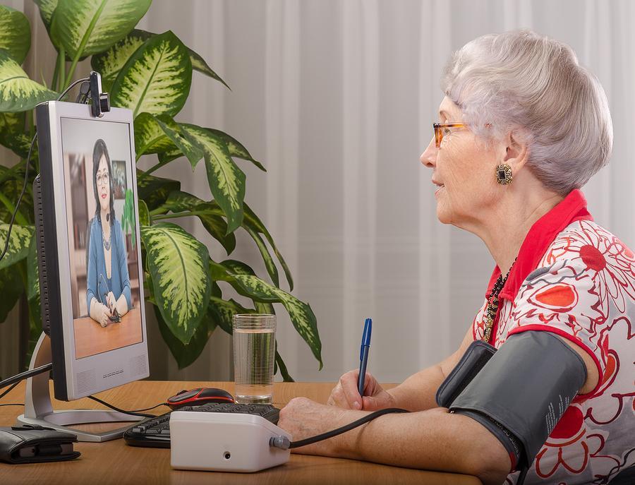 elderly telehealth