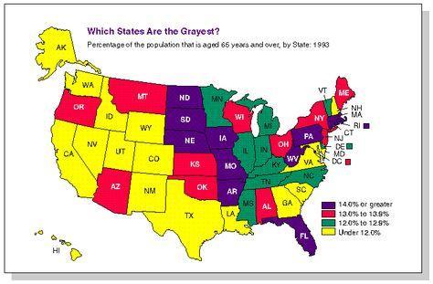 grayest states