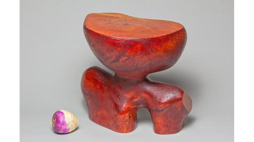 Stump Stool, 1970
