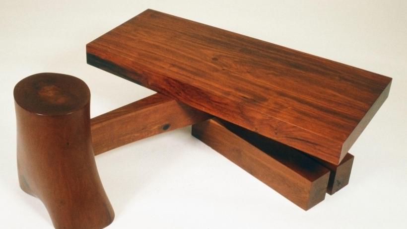 Stump Table, 1977