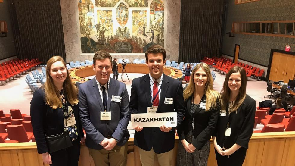 National Model UN Conference