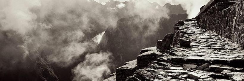 Inca Trail into Machu Picchu