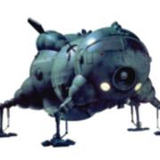 StarBug spaceship