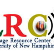 Logo for the UNH Language Resource Center