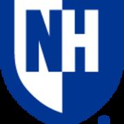 UNH Logo Emblem Blue