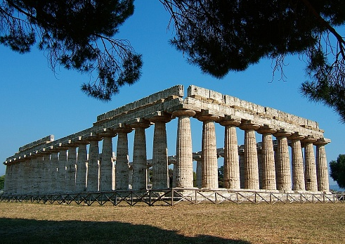 The Temple of Hera I