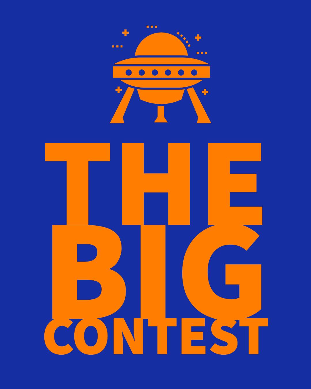 HUGEmanities: The Big Contest